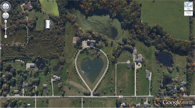 15 surprize gasite pe Google Earth - Poza 9