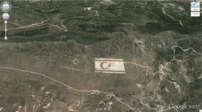 15 surprize gasite pe Google Earth - Poza 14