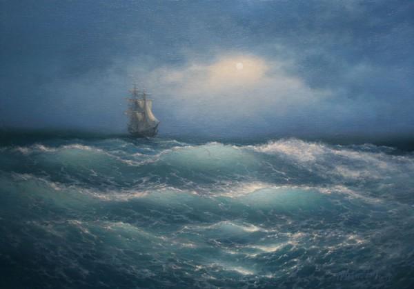 35 de picturi: Marea si corabiile - Poza 15