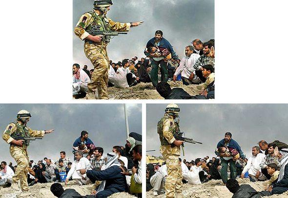 16 fotografii istorice Photoshopate - Poza 14