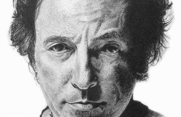 Celebritati: 40 de portrete excelente in creion - Poza 17