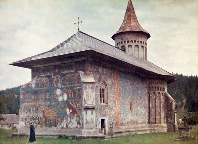 Culorile unei Romanii cenusii: anii '30 in imagini idilice - Poza 18