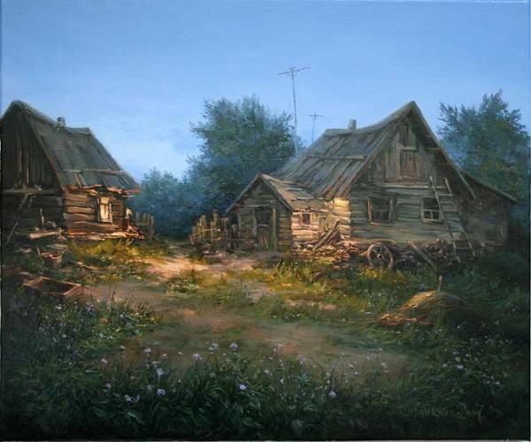 Padurea si colibele - Poza 4