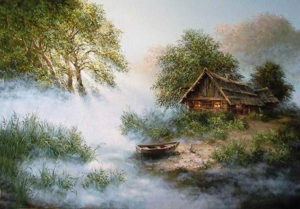Padurea si colibele - Poza 7