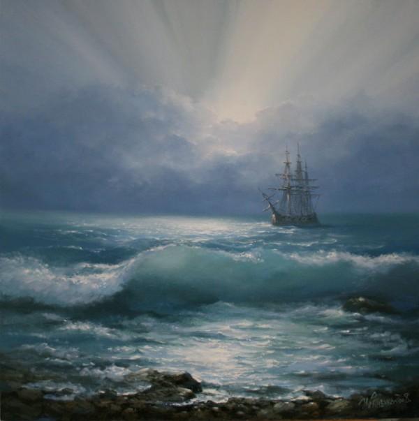 35 de picturi: Marea si corabiile - Poza 18