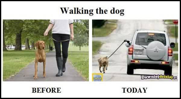 Comparatie funny: Trecut versus prezent - Poza 1