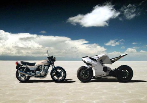 2015 Honda CB 750 - Poza 1