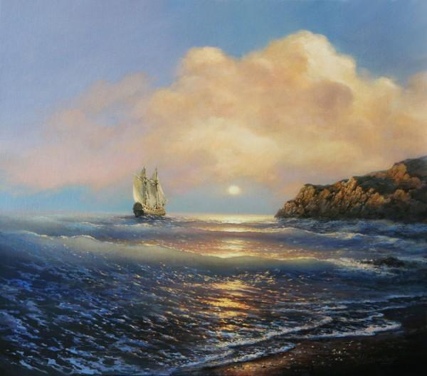 35 de picturi: Marea si corabiile - Poza 19