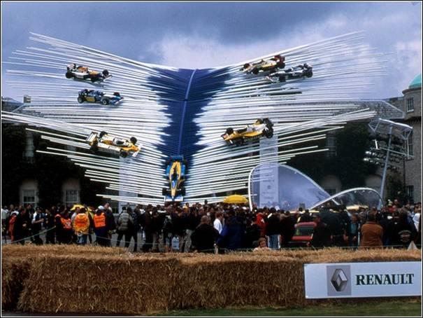 Sculpturi cu masini de Gerry Judah - Poza 3
