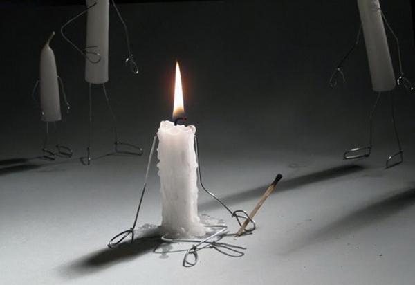 Terry Border - obiecte prin imaginatie - Poza 10