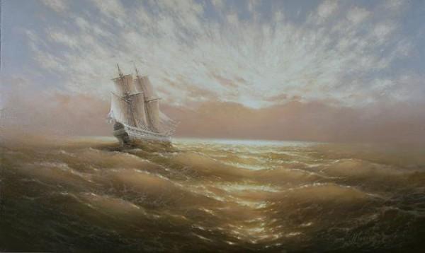 35 de picturi: Marea si corabiile - Poza 23