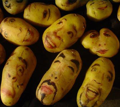Sculptura in... cartofi! - Poza 25