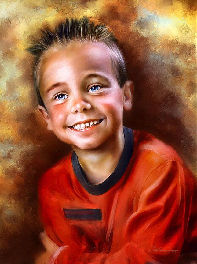 45 de portrete extraordinare - Poza 5