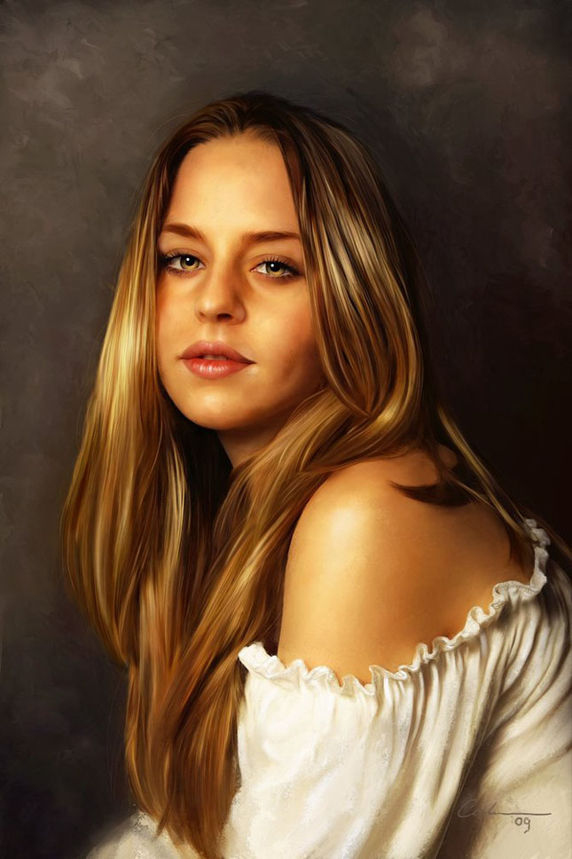 45 de portrete extraordinare - Poza 18