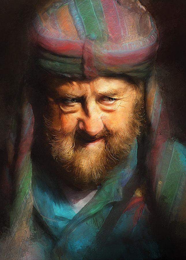 45 de portrete extraordinare - Poza 21