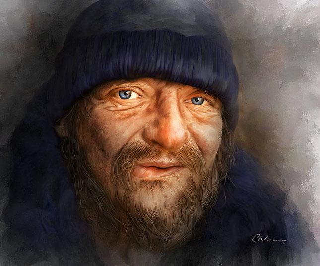 45 de portrete extraordinare - Poza 27