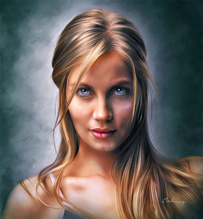 45 de portrete extraordinare - Poza 36