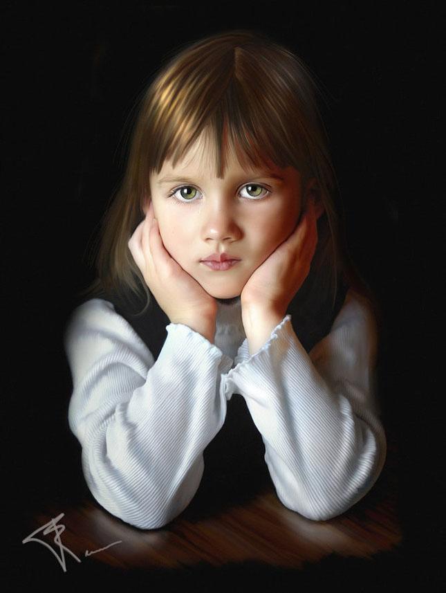 45 de portrete extraordinare - Poza 39