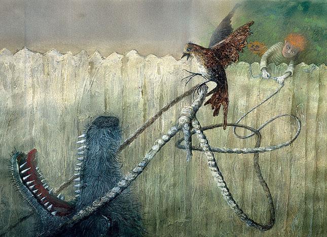 70 de desene de poveste: Yulia Gukovo - Poza 10