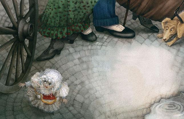 70 de desene de poveste: Yulia Gukovo - Poza 12