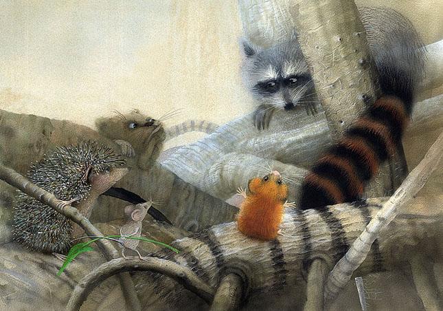 70 de desene de poveste: Yulia Gukovo - Poza 18