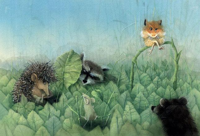 70 de desene de poveste: Yulia Gukovo - Poza 19
