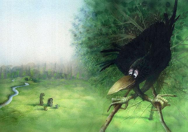 70 de desene de poveste: Yulia Gukovo - Poza 20