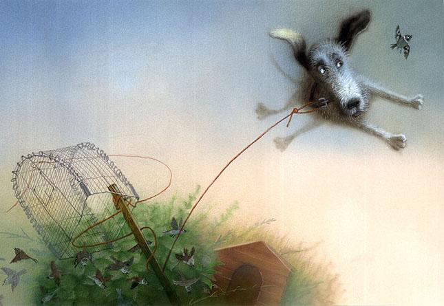 70 de desene de poveste: Yulia Gukovo - Poza 23