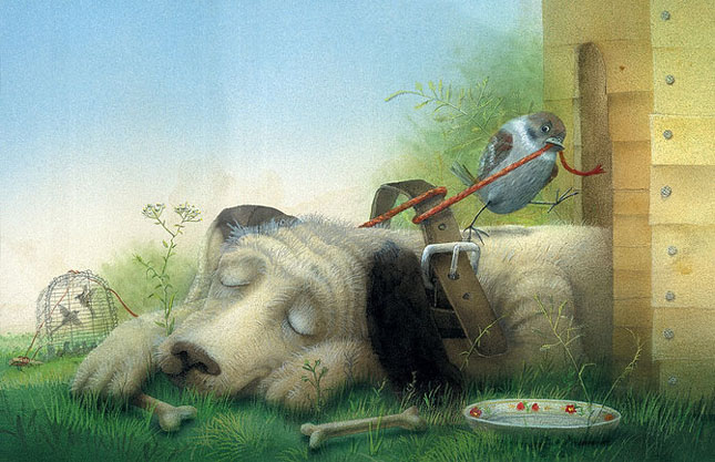 70 de desene de poveste: Yulia Gukovo - Poza 24