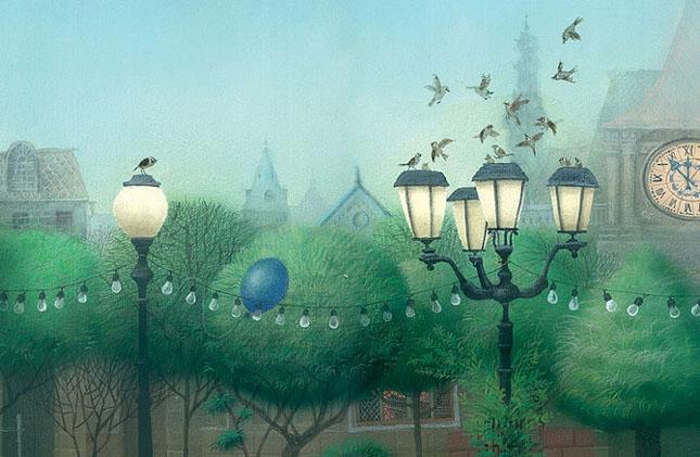 70 de desene de poveste: Yulia Gukovo - Poza 25