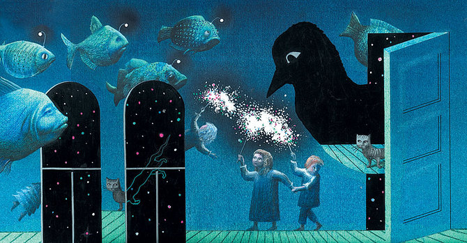 70 de desene de poveste: Yulia Gukovo - Poza 32