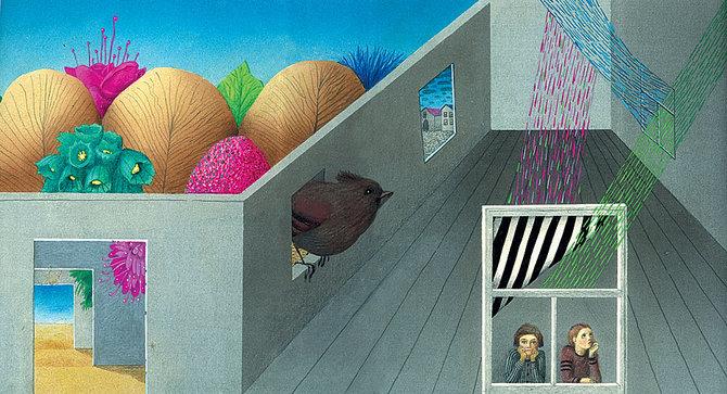 70 de desene de poveste: Yulia Gukovo - Poza 33