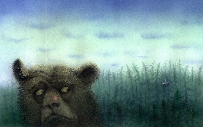 70 de desene de poveste: Yulia Gukovo - Poza 34