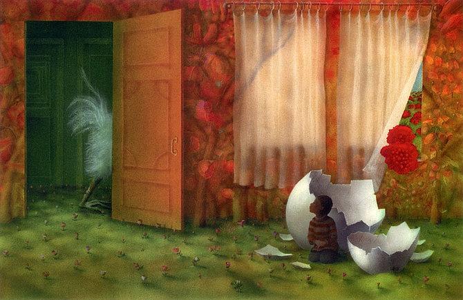 70 de desene de poveste: Yulia Gukovo - Poza 38