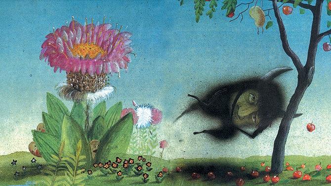 70 de desene de poveste: Yulia Gukovo - Poza 46