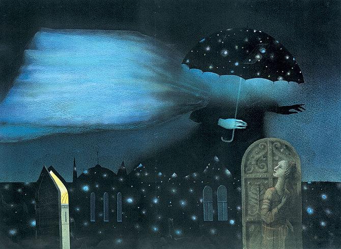 70 de desene de poveste: Yulia Gukovo - Poza 47