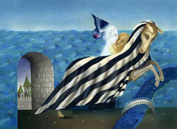 70 de desene de poveste: Yulia Gukovo - Poza 48