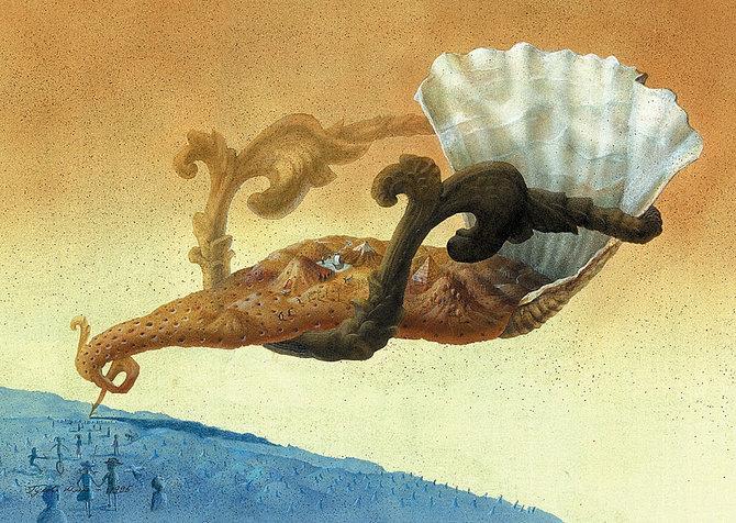 70 de desene de poveste: Yulia Gukovo - Poza 54