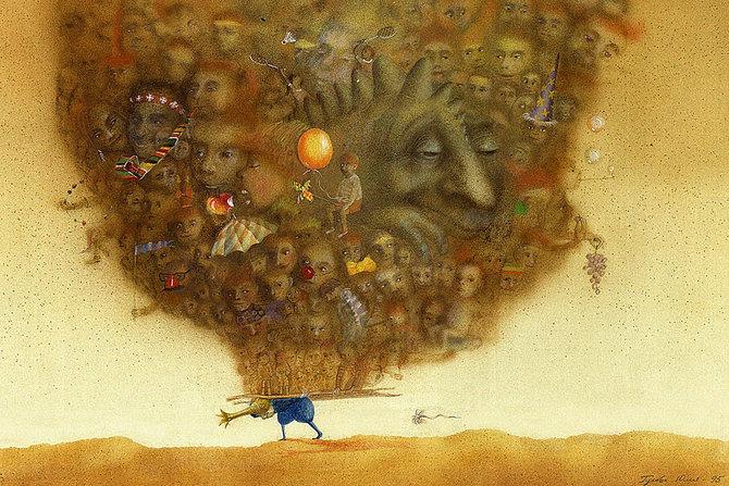 70 de desene de poveste: Yulia Gukovo - Poza 55