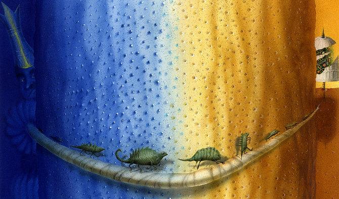 70 de desene de poveste: Yulia Gukovo - Poza 57