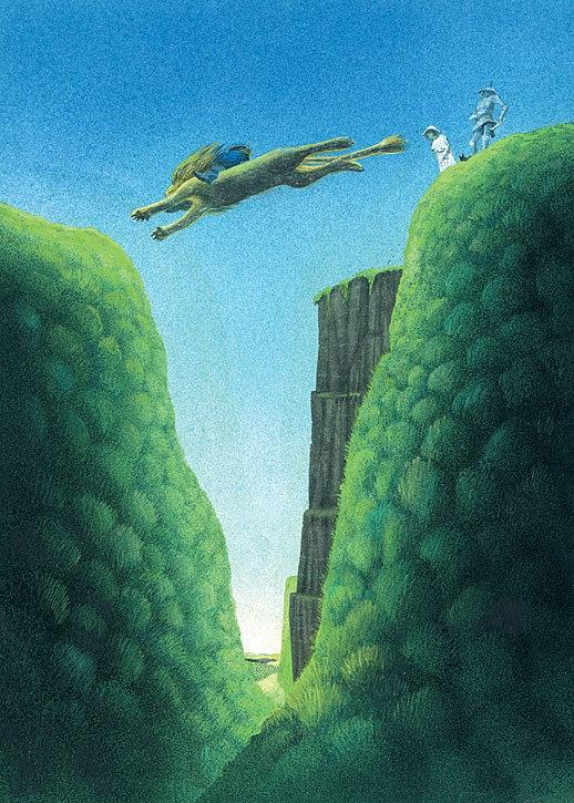 70 de desene de poveste: Yulia Gukovo - Poza 62
