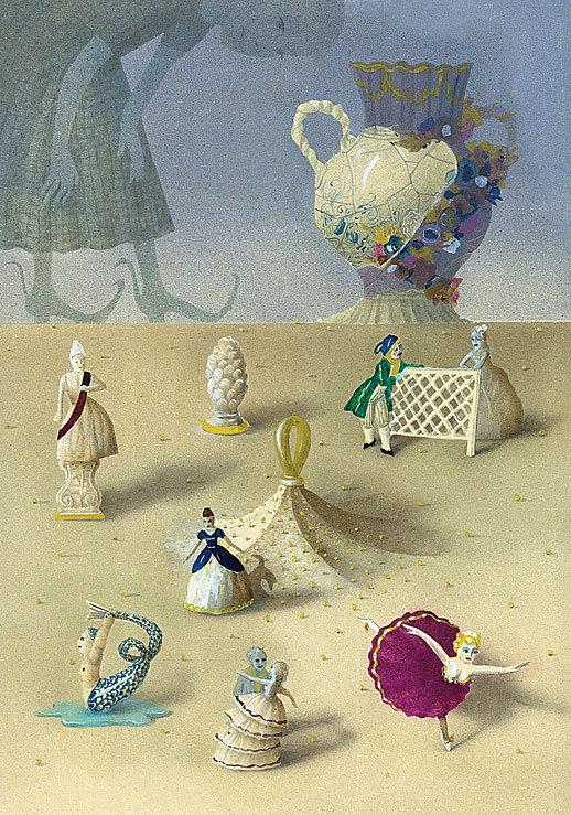 70 de desene de poveste: Yulia Gukovo - Poza 65