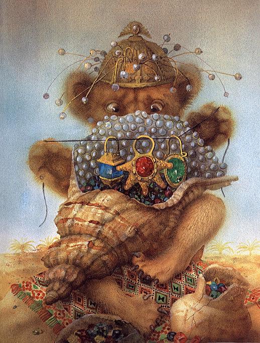 70 de desene de poveste: Yulia Gukovo - Poza 67