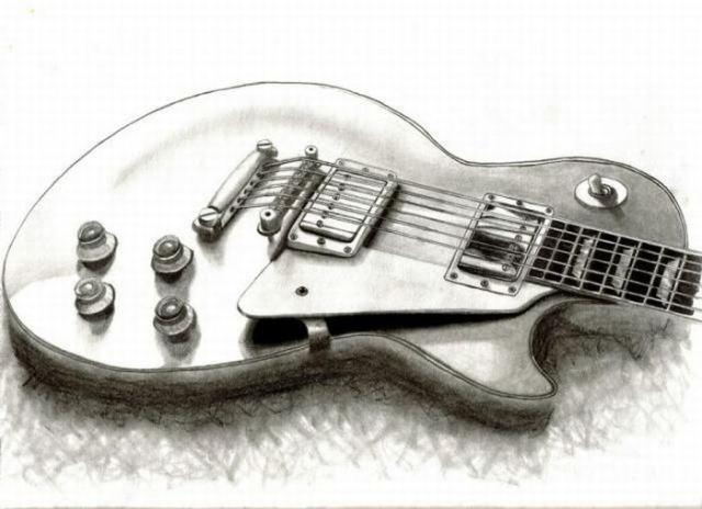 Din nou, creionul: 38 de desene incredibile - Poza 8