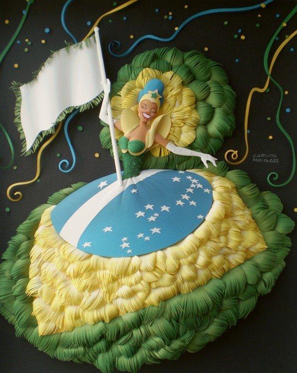 Carlos Meira: 22 de colaje superbe - Poza 1