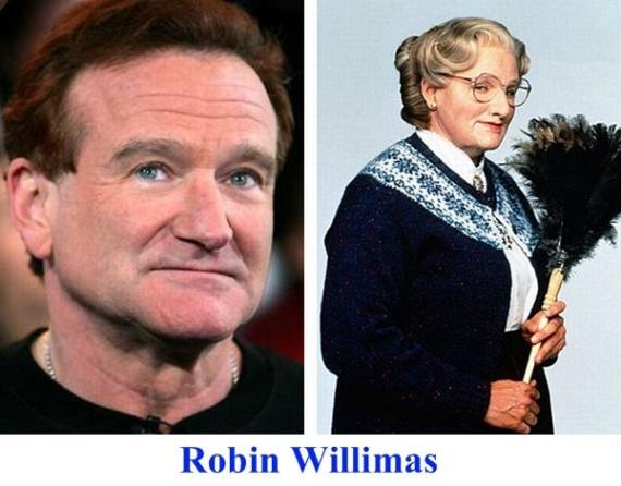 Transformari spectaculoase ale actorilor - Poza 7