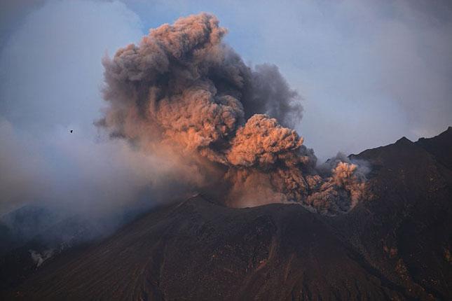 55 de poze cu un fenomen fascinant: eruptia vulcanica - Poza 4