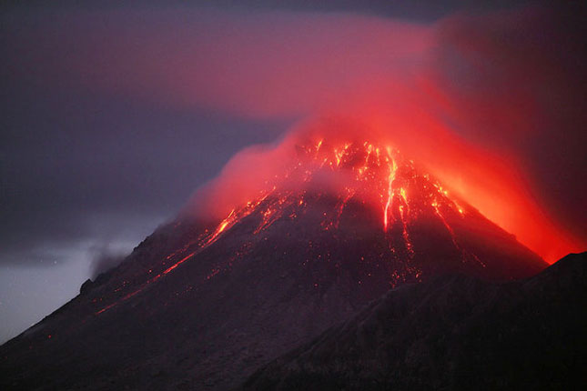55 de poze cu un fenomen fascinant: eruptia vulcanica - Poza 23