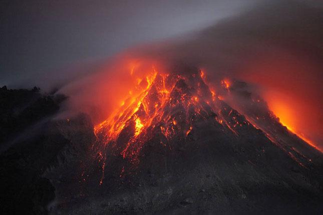 55 de poze cu un fenomen fascinant: eruptia vulcanica - Poza 27