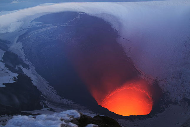55 de poze cu un fenomen fascinant: eruptia vulcanica - Poza 28